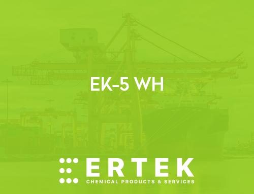 EK-5 WH (KAZAN SUYU BAKIM KİMYASALI)