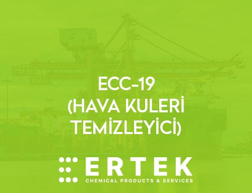 ECC-19 (HAVA KULERİ TEMİZLEYİCİ)