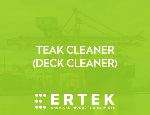 TEAK CLEANER (DECK CLEANER)