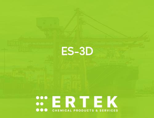 ES-3D (SOĞUTMA SUYU BAKIM KİMYASALI)