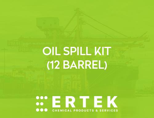 OIL SPILL KIT (12 BARREL)