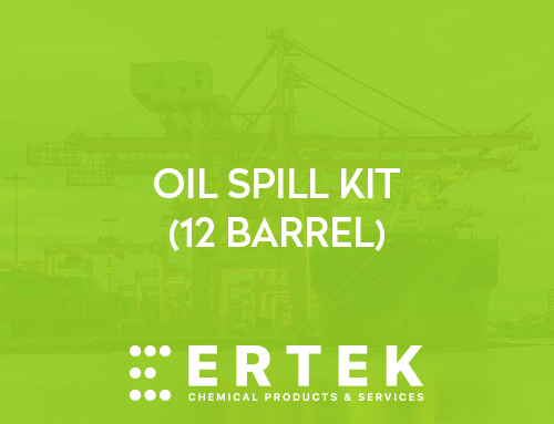 OIL SPILL KIT (12 BARREL)
