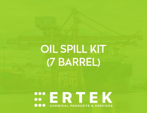 OIL SPILL KIT (7 BARREL)