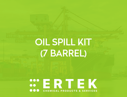 OIL SPILL KIT (7 BARREL)